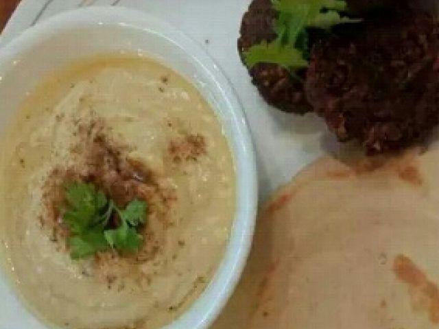 Hummus & Falafel