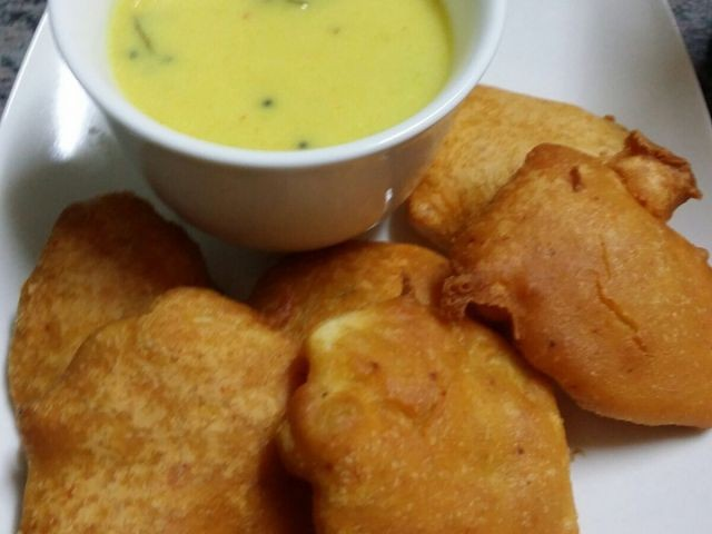 Potato Slices Bhajia | Mums Recipe