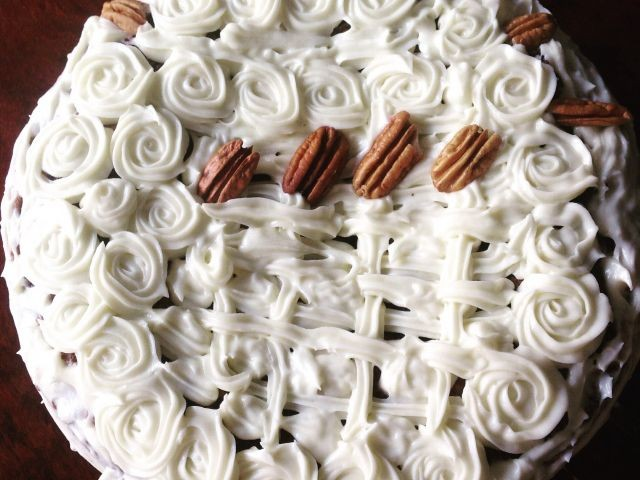 Carrot Cake | Adapted From Another Recipe
