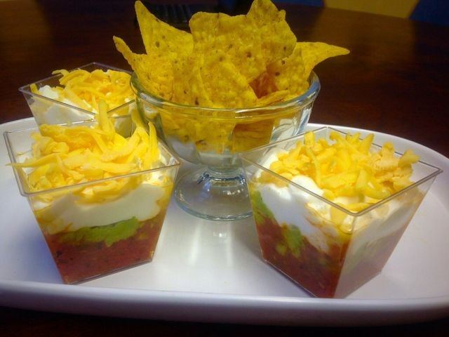 Mexican Dip | Adapted From The Net