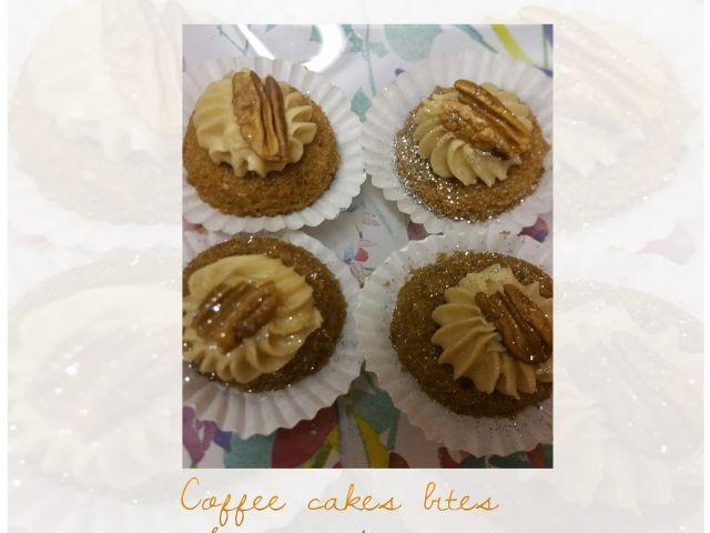 Coffee Cake Bites