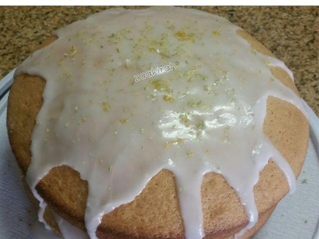 Lemon Glaze Cake