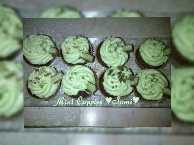 Mint Cuppies