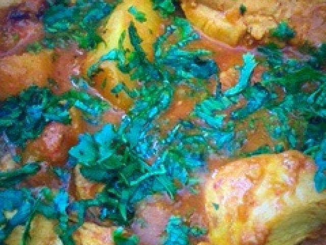 Chicken Tarkari