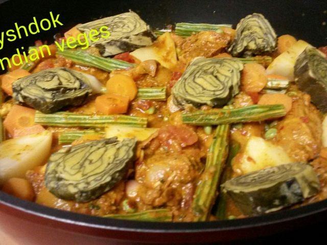 Desi Style Indian Veg & Chicken