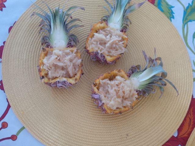 Pineapapple Hew (vermicilli)