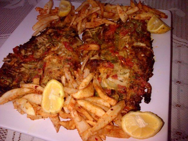 Amigos Grilled Fish