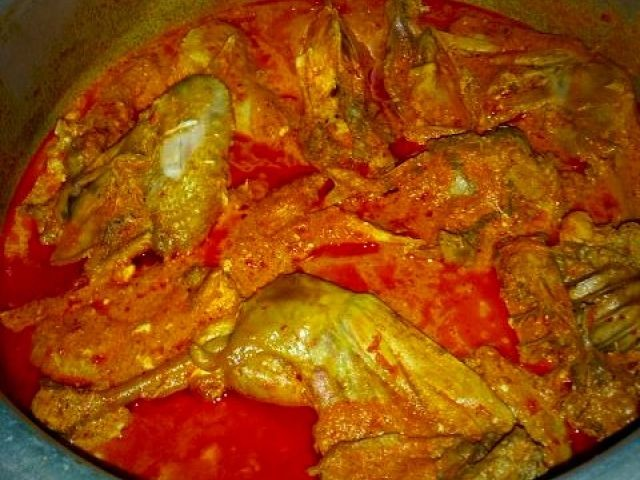 Red Pepper Chicken