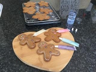 Lets Make Ginger Bread Men!