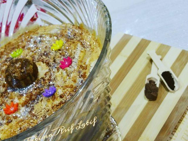 Chocolate Cappuccino Trifle