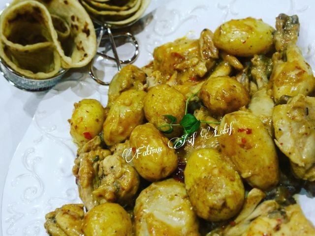 Mustard Chicken