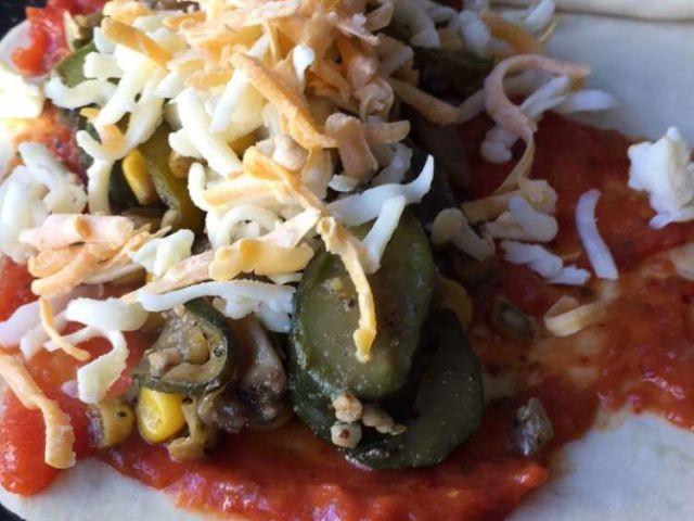 Veggie Calzone | My Recipe