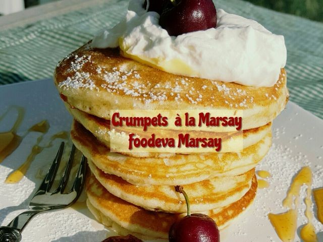 Crumpets à La Marsay