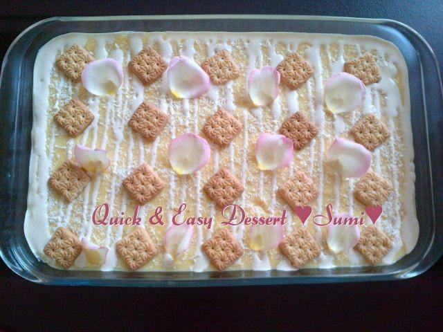Quik Nd Easy Dessert