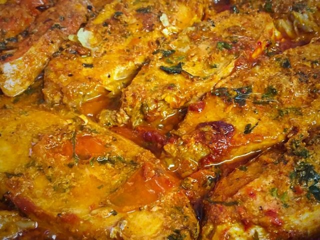 Pan Fried Masala Fish | My Recipe