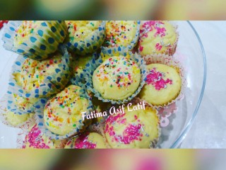 Classic Madiera Cupcakes