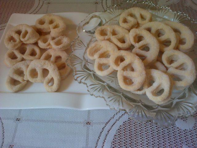 Danish Pretzel Cookies