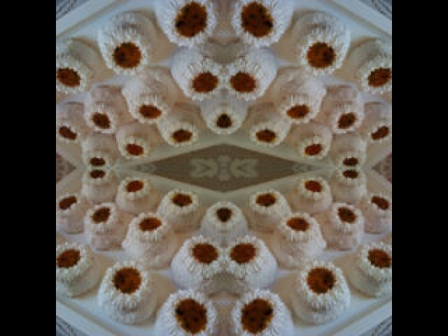 Granadilla Snow Cakes