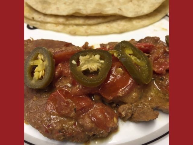 Spicy Tomato Steak | My Recipe