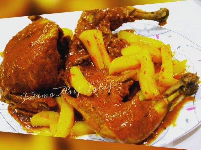Whole Chicken Roast