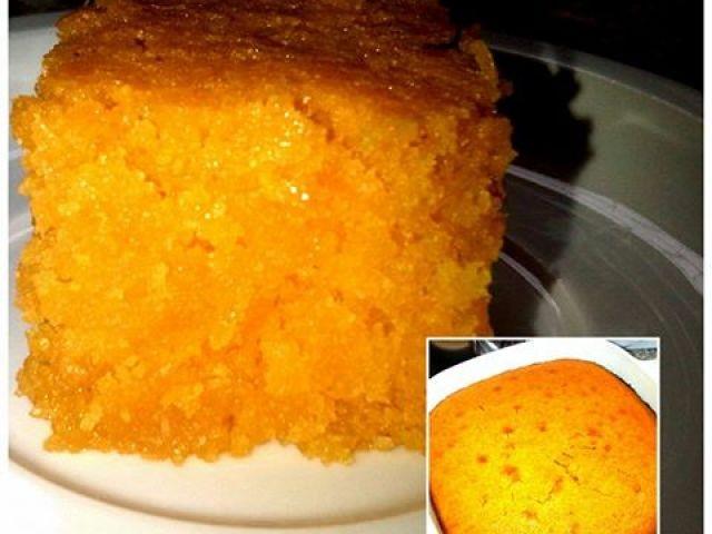 Semolina / Soji Cake