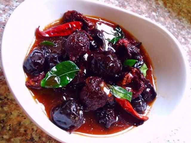 Sweet And Sour Bor / Fig