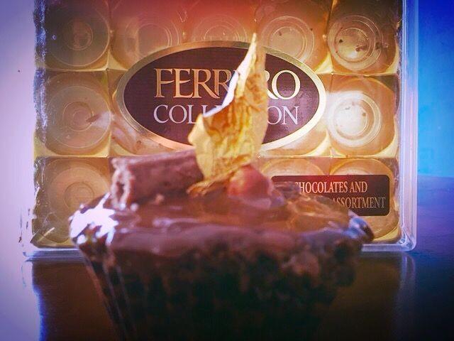 Ferrero Rocher Cuppies | My Version