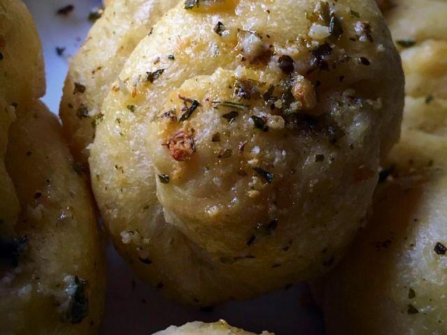 Garlic Knots Rolls | My Version