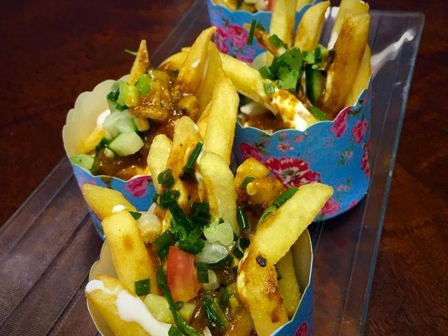 Amli Fries | My Version