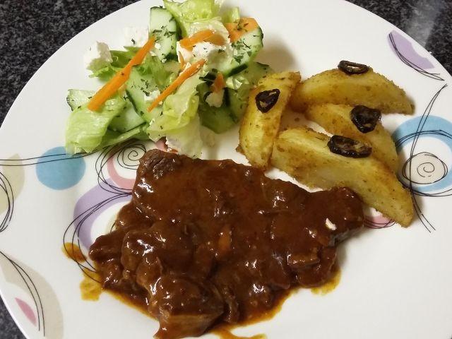 Masala T Bone Steak