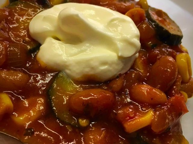 Beans Chilli | My Version