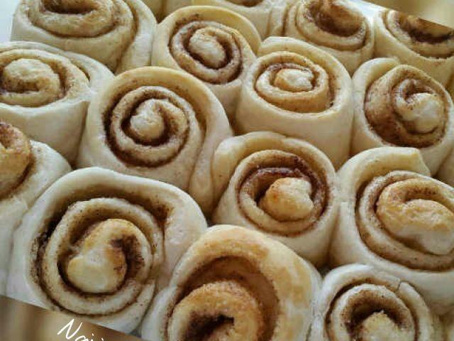 Cinnamon Sugar Scrolls
