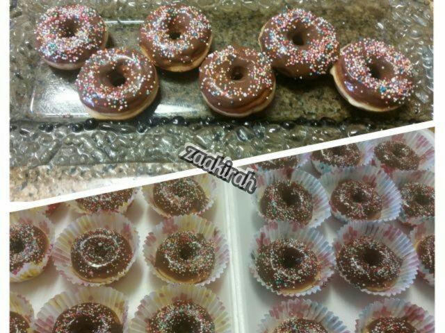 Mini Donuts/dinky Donuts