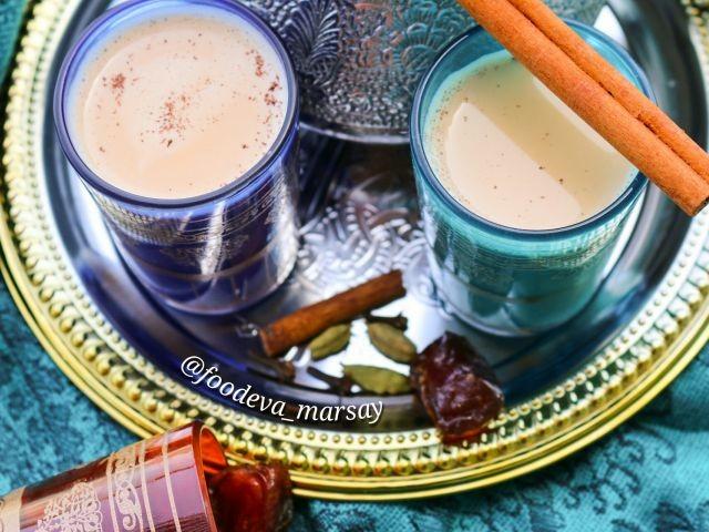Chai Latte à La Marsay