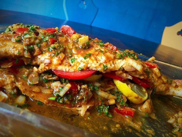 Stuffed Fish | My Recipe