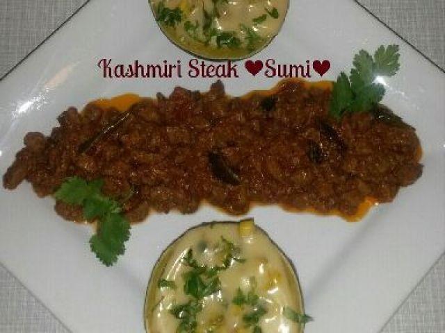 Kashmiri Steak
