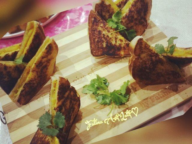 Haji Ali Veg Sandwich