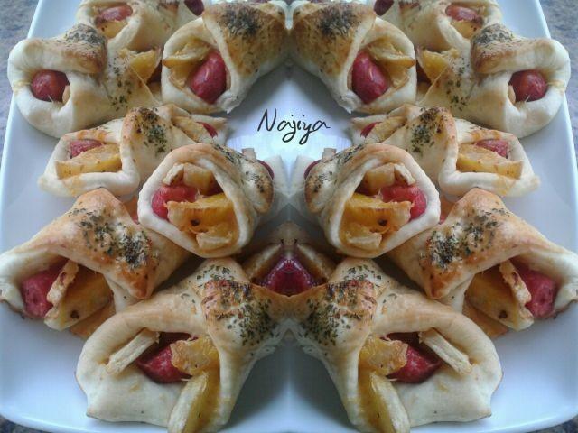 Hot Dog Pies