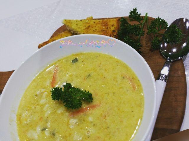 Butternut Soup 🍵