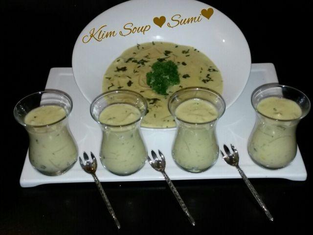 Creamy Klim Soup