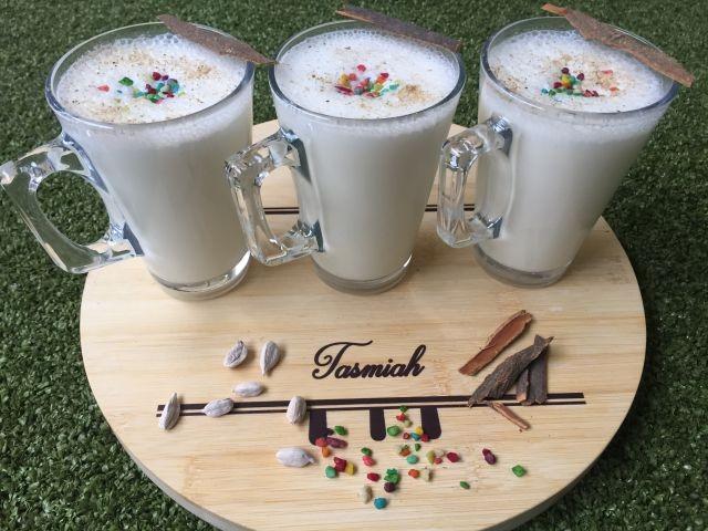 Burfee Milkshake