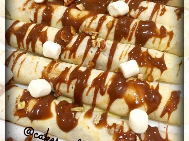 Pancakes/crepes