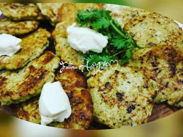 Lite Chicken Crumpets