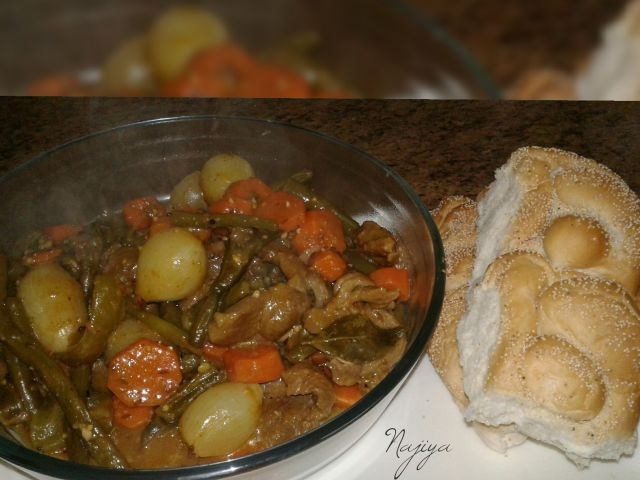 Country Hot Pot Stew