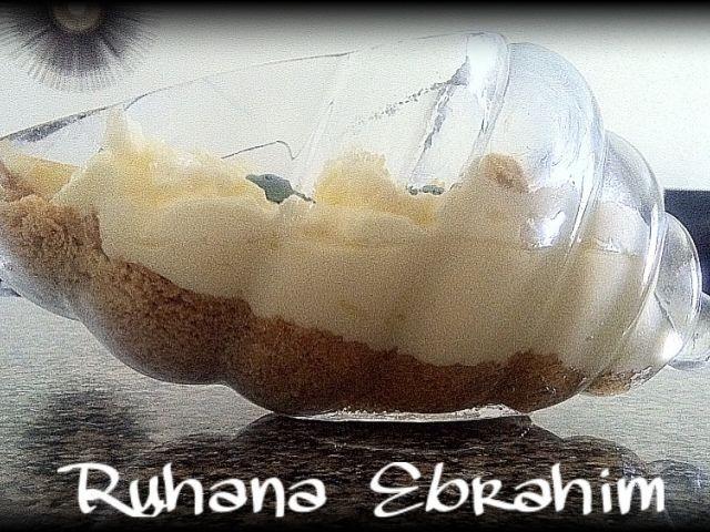 White Truffle Cheesecake