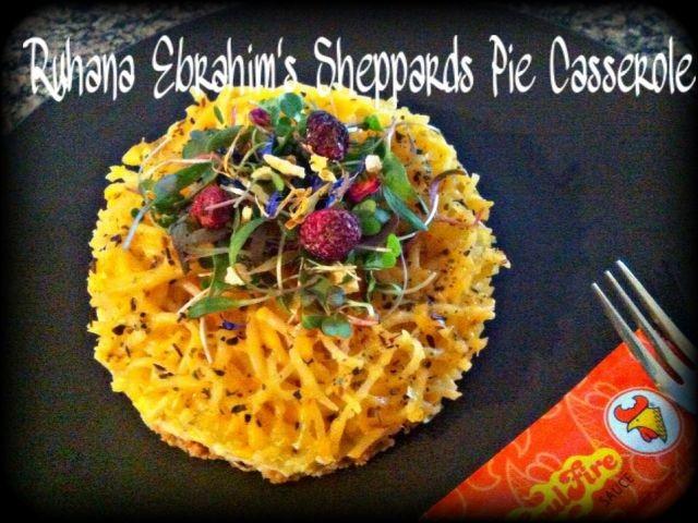 Ruhana's Sheppards Pie Casserole
