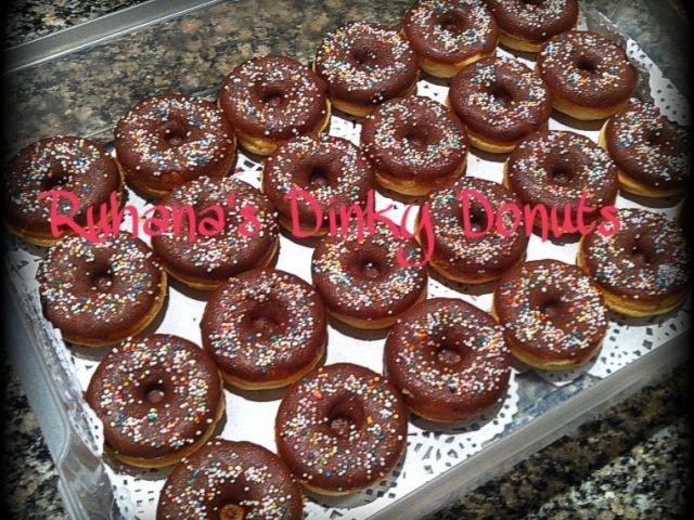 Dinky Donuts (donut Maker)