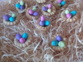 Birds Nest Biscuits