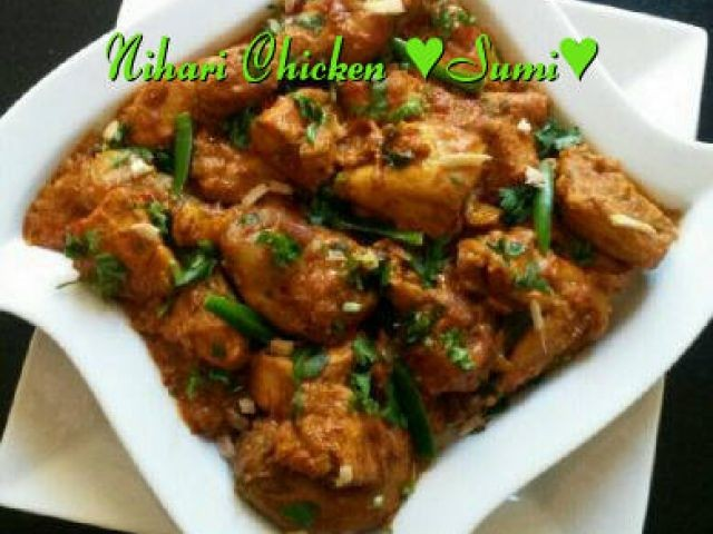 Nihari Chicken