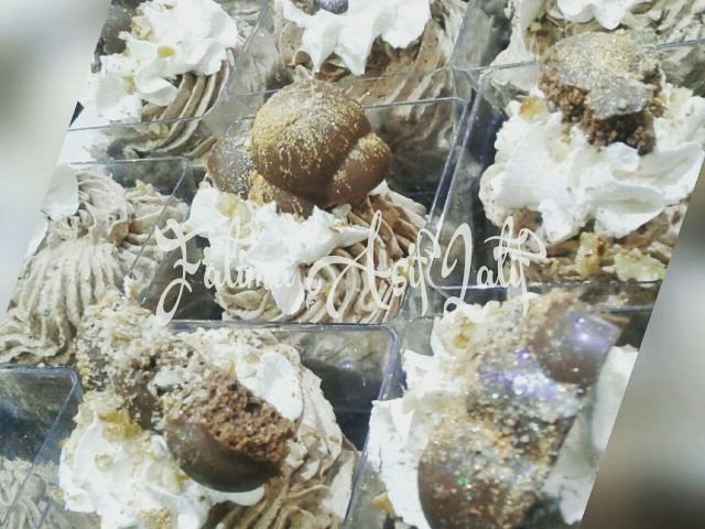 Bubbly Chocolate Mousse